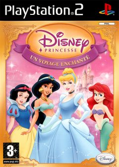 Jaquette de Disney Princesse : Un Voyage Enchanté PlayStation 2