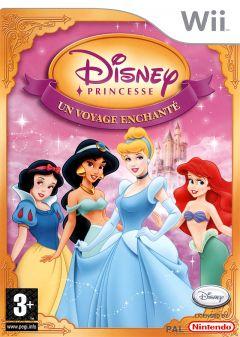 Jaquette de Disney Princesse : Un Voyage Enchanté Wii