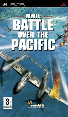 Jaquette de WWII : Battle over the Pacific PSP