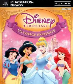 Jaquette de Disney Princesse : Un Voyage Enchanté PlayStation 3