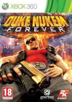 Jaquette de Duke Nukem Forever Xbox 360