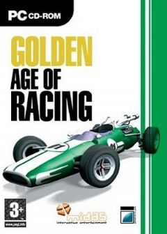 Jaquette de Golden Age of Racing PC