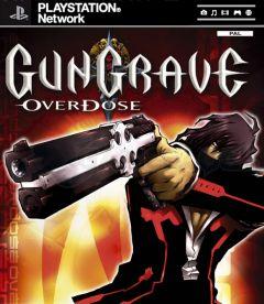 Jaquette de Gungrave : Overdose PlayStation 3