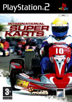 Jaquette de International Super Karts PlayStation 2