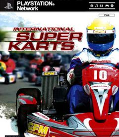 Jaquette de International Super Karts PlayStation 3