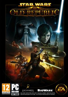 Jaquette de Star Wars : The Old Republic PC