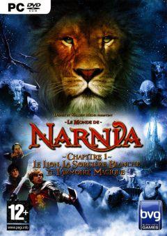 Jaquette de Le Monde de Narnia : Chapitre 1 : Le Lion, la Sorcière Blanche et l'Armoire Magique PC