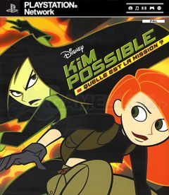 Jaquette de Kim Possible : Quelle est la Mission ? PlayStation 3