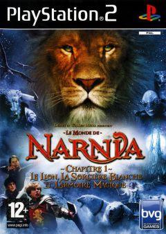 Jaquette de Le Monde de Narnia : Chapitre 1 : Le Lion, la Sorcière Blanche et l'Armoire Magique PlayStation 2