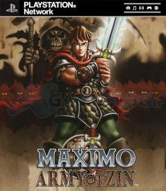 Jaquette de Maximo Vs. Army of Zin PlayStation 3