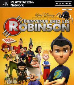 Jaquette de Bienvenue chez les Robinson PlayStation 3