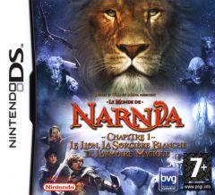 Jaquette de Le Monde de Narnia : Chapitre 1 : Le Lion, la Sorcière Blanche et l'Armoire Magique DS
