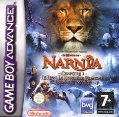Jaquette de Le Monde de Narnia : Chapitre 1 : Le Lion, la Sorcière Blanche et l'Armoire Magique Game Boy Advance