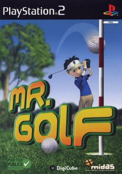 Jaquette de Mr. Golf PlayStation 2
