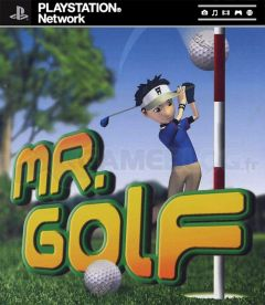 Jaquette de Mr. Golf PlayStation 3