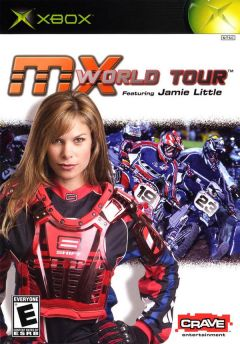Jaquette de MX World Tour Xbox