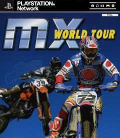 Jaquette de MX World Tour PlayStation 3
