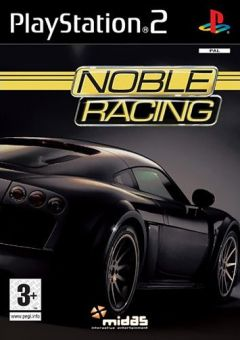 Jaquette de Noble Racing PlayStation 2