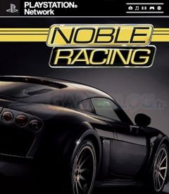 Jaquette de Noble Racing PlayStation 3
