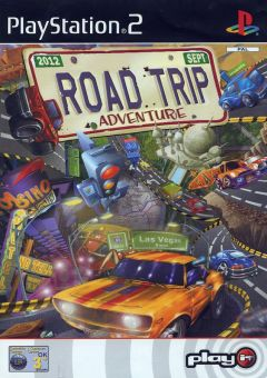 Jaquette de Road Trip Adventure PlayStation 2