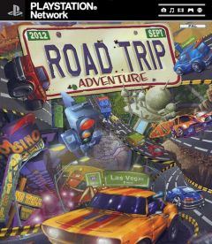 Jaquette de Road Trip Adventure PlayStation 3