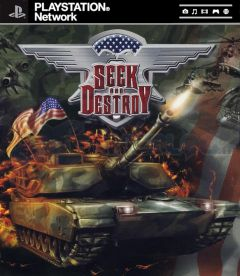 Jaquette de Seek and Destroy PlayStation 3