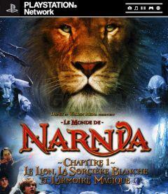 Jaquette de Le Monde de Narnia : Chapitre 1 : Le Lion, la Sorcière Blanche et l'Armoire Magique PlayStation 3