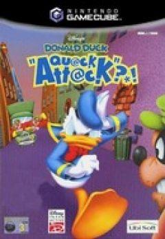 Donald Couak Attack (GameCube)