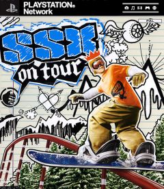 Jaquette de SSX On Tour PlayStation 3