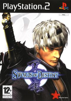 Jaquette de Swords of Destiny PlayStation 2