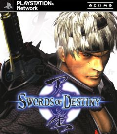 Jaquette de Swords of Destiny PlayStation 3