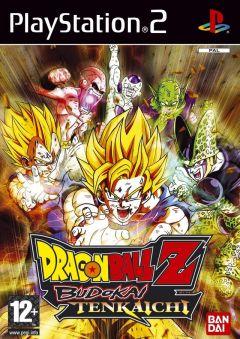 Jaquette de Dragon Ball Z : Budokai Tenkaichi PlayStation 2