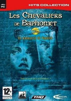 Jaquette de Les Chevaliers de Baphomet : Le Manuscrit de Voynich PC