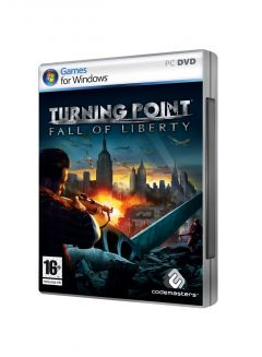 Jaquette de Turning Point : Fall of Liberty PC