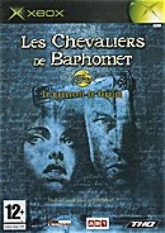 Jaquette de Les Chevaliers de Baphomet : Le Manuscrit de Voynich Xbox