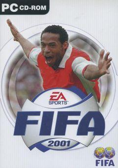 Jaquette de FIFA 2001 PC