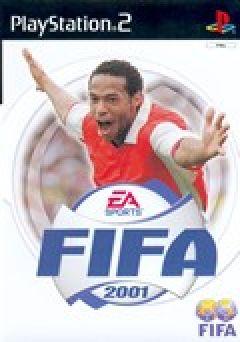 Jaquette de FIFA 2001 PlayStation 2