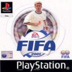 Jaquette de FIFA 2001 PlayStation