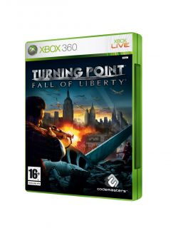 Jaquette de Turning Point : Fall of Liberty Xbox 360