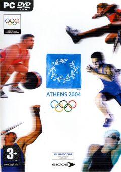 Jaquette de Athens 2004 PC