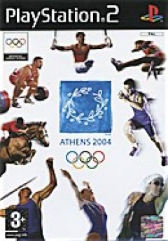 Jaquette de Athens 2004 PlayStation 2