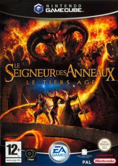 Jaquette de Le Seigneur des Anneaux : Le Tiers Age GameCube