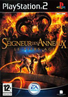 Jaquette de Le Seigneur des Anneaux : Le Tiers Age PlayStation 2
