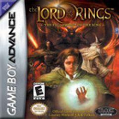 Jaquette de Le Seigneur des Anneaux : Le Tiers Age Game Boy Advance
