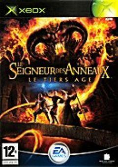 Jaquette de Le Seigneur des Anneaux : Le Tiers Age Xbox