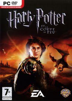 Jaquette de Harry Potter et la Coupe de Feu PC