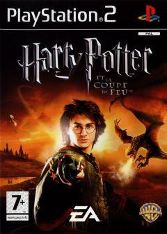 Jaquette de Harry Potter et la Coupe de Feu PlayStation 2