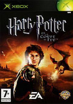 Jaquette de Harry Potter et la Coupe de Feu Xbox