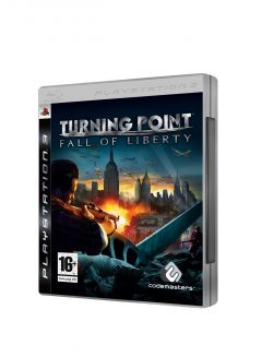 Jaquette de Turning Point : Fall of Liberty PlayStation 3