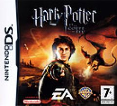Jaquette de Harry Potter et la Coupe de Feu DS